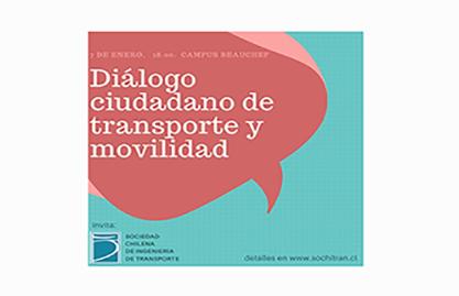 Diálogo ciudadano de transporte y movilidad